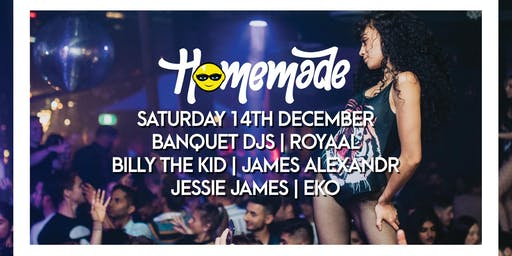 Homemade Saturdays - 14th December 2019