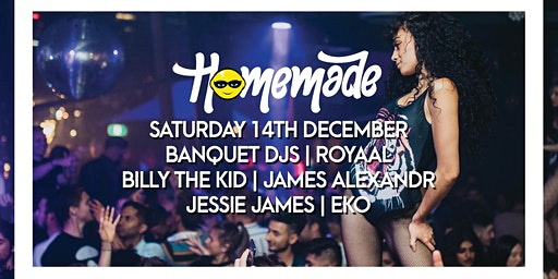Homemade Saturdays - 14th December 2019