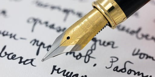 Calligraphy Next Steps: Gothic Script - Trinity Community Centre, Kirkby CL