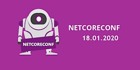 NetcoreConf Barcelona 2020 entradas