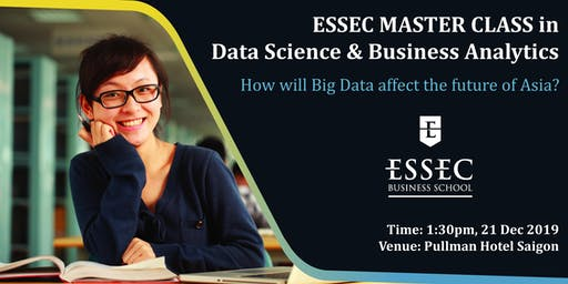 (HCMC) MASTER CLASS from ESSEC Business School (France, Singapore)