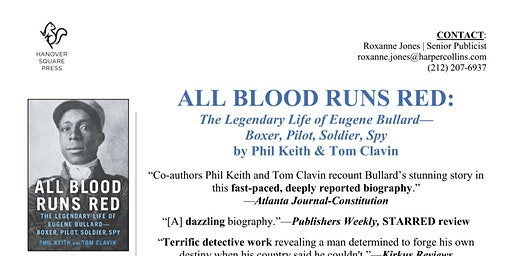 Co-Author's Appearance Phil Keith and Tom Clavin