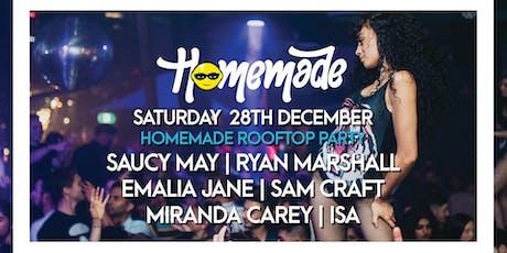 Homemade Saturdays - 28th December 2019 tickets