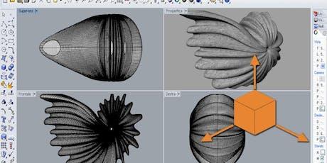 Tutorial di Modellazione per la Stampa 3D - Roma biglietti