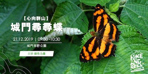 【心向群山】城門「尋尋蝶」 (Cantonese only)