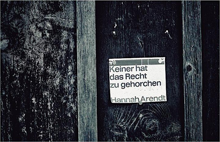 """Buchpräsentation """"Unbequeme Gedanken"""": Bild"""