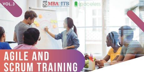 Agile and Scrum Training tickets