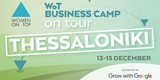 WoT Business Camp on tour @ Thessaloniki