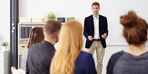 Public Speaking: 1 Day Seminar (Part 2)
