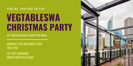vegetablesWA Christmas Party tickets
