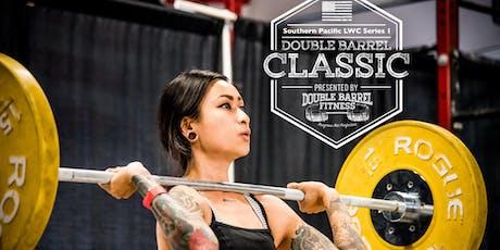 5th Annual Double Barrel Classic tickets