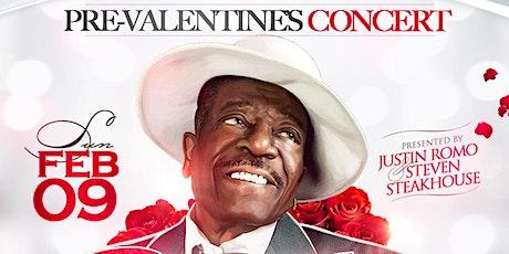 BRENTON WOOD - Valentine's Concert tickets