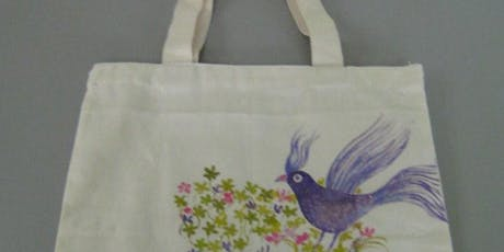 DIY Library Bag - Summer Holiday Program @ Campbelltown Library tickets