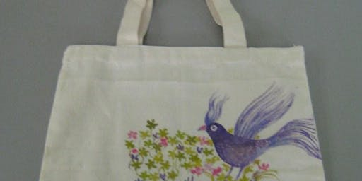 DIY Library Bag - Summer Holiday Program @ Campbelltown Library