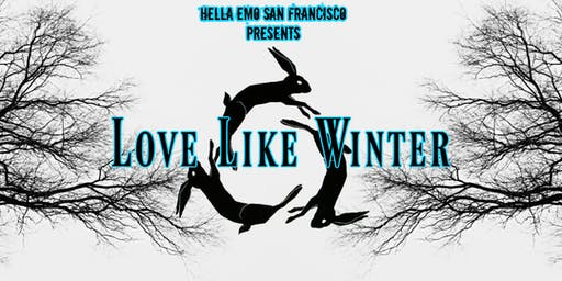 Love Like Winter // Early 00's to NOW Emo & Pop Punk