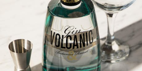 Tast-up: Gin Volcanic tickets