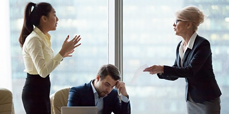 Conflict Management 1 Day Seminar - (Part 2) tickets