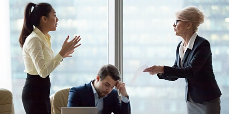 Conflict Management 1 Day Seminar - (Part 3) tickets
