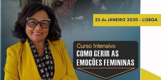 Curso Intensivo GESTÃO DAS EMOÇÕES FEMININAS