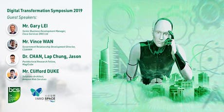 Digital Transformation Symposium 2019: The AI+ Ecosystem tickets