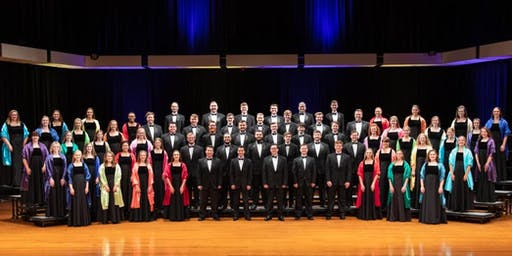The South Dakota State University Concert Choir in Assisi