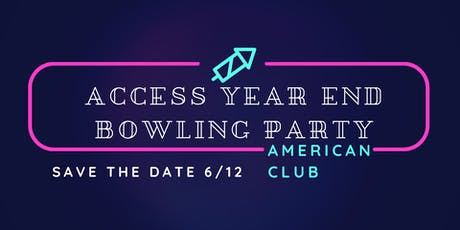 ACCESS Year End Party! tickets