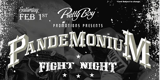 Pandemonium Fight Night