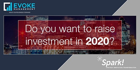 Be Investment Ready For 2020 tickets