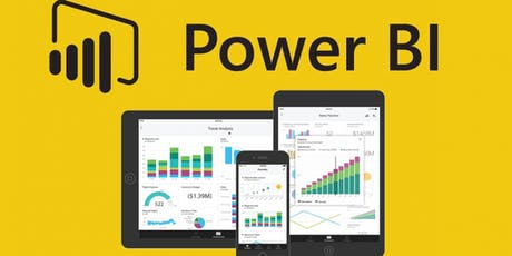 Power Bi for Data Analysis and Visualization tickets