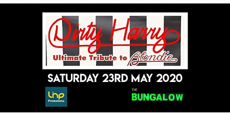 Blondie Tribute - Dirty Harry in Paisley tickets