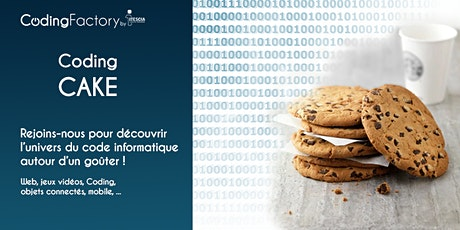 Coding Cake PARIS billets