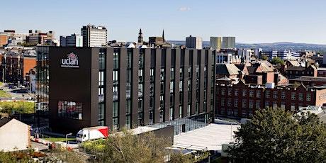 SHOUT Network – the University of Central Lancashire EIC visit tickets