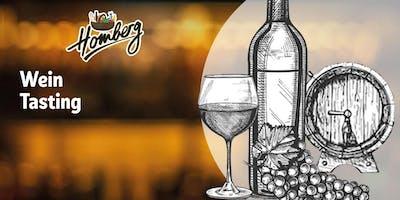 Wein-Tasting bei REWE Homberg