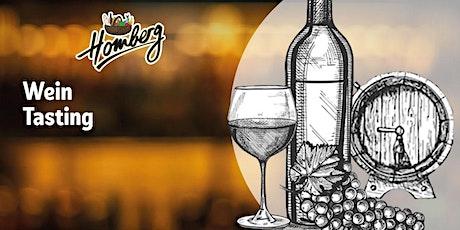 Wein-Tasting bei REWE Homberg Tickets