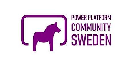 Power Platform Community Sweden Meet Up Stockholm biljetter