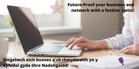 Future-Proof your business and network with a festive  twist! tickets