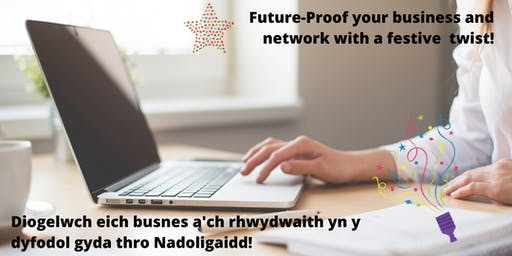 Future-Proof your business and network with a festive  twist!