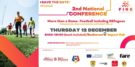More than a game - Football Including Refugees tickets