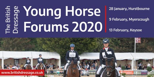 Young Horse Forum 2020 - Hurstbourne