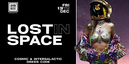 Gymbox presents... Lost in Space