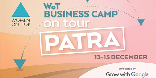 WoT Business Camp on tour @ Patra