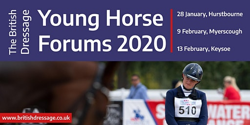 Young Horse Forum 2020 - Keysoe