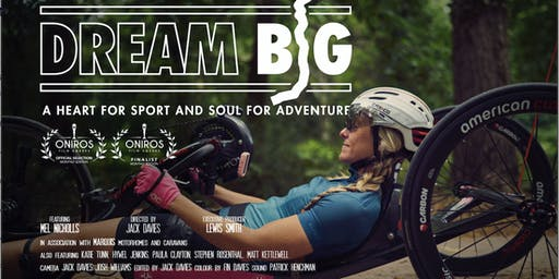 DREAM BIG - Film Screening & Q&A hosted by Alpkit Gateshead