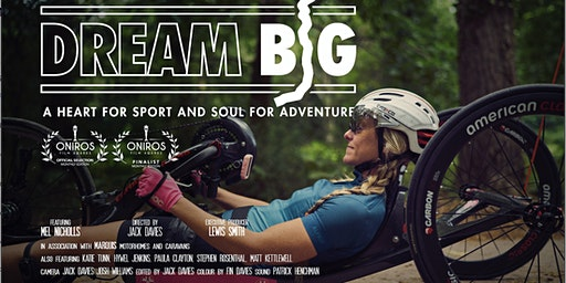 DREAM BIG - Film Screening & Q&A hosted by Alpkit Gateshead