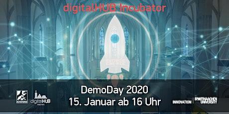DemoDay 2020 - digitalHUB Incubator Tickets