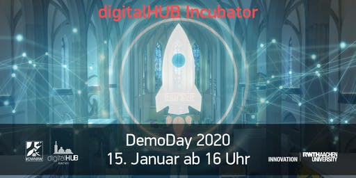 DemoDay 2020 - digitalHUB Incubator