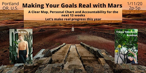 Making  Your Goals Real with Mars
