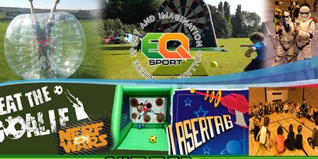 FORRES XMAS ADVENTURE SPORTS CAMP MONDAY 23RD OF DECEMBER tickets