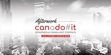 Afterwork: S'expatrier au Canada avec Cooptalis billets