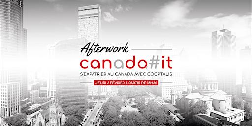 Afterwork: S'expatrier au Canada avec Cooptalis